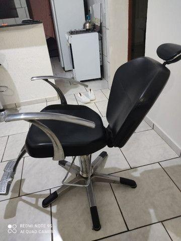 Cadeira Lúmia Reclinável Dompel - Foto 2