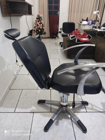 Cadeira Lúmia Reclinável Dompel - Foto 4