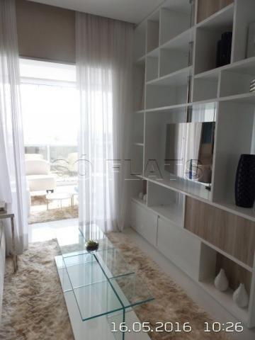 Apartamento no Itaim Bibi 1 Suíte Luxo 54m², condomínio com ótima estrutura - Foto 16