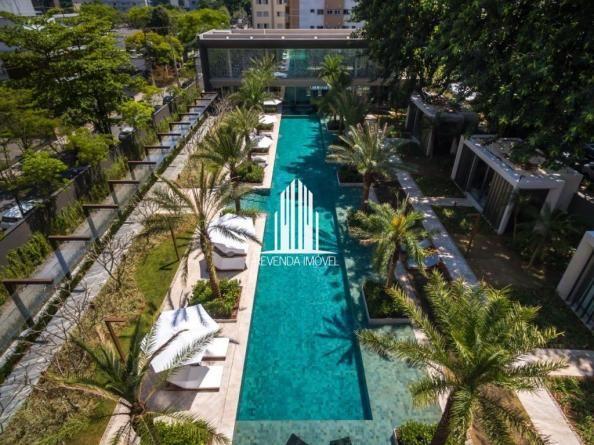 Apartamento com 4 dormitórios na Vila Olímpia - São Paulo/SP - Foto 15