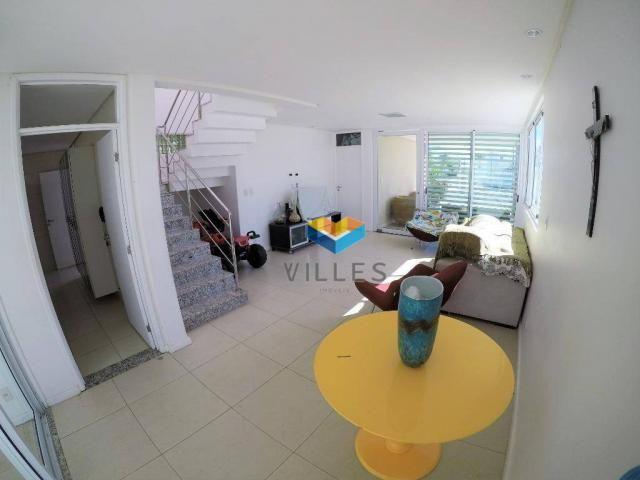 Casa com 5 dormitórios para alugar, 200 m² por R$ 1.500,00/dia - Barra Mar - Barra de São  - Foto 18