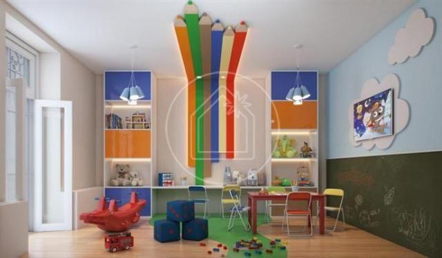 Apartamento à venda com 3 dormitórios em Jardim botânico, Rio de janeiro cod:886546 - Foto 8