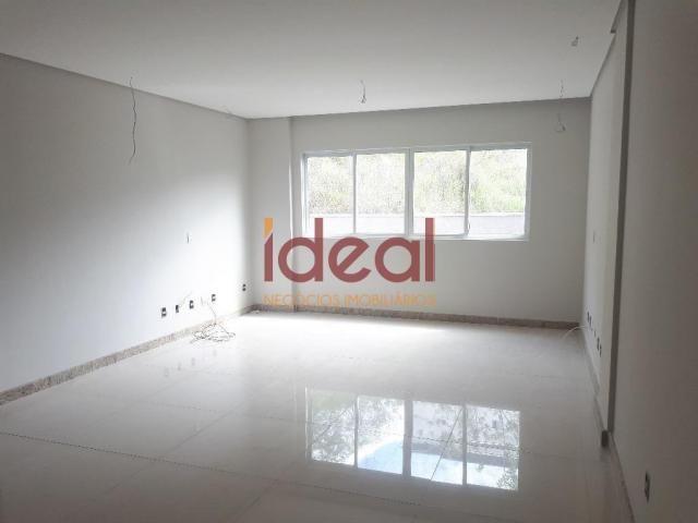 Apartamento à venda, 3 quartos, 1 suíte, 2 vagas, Santo Antônio - Viçosa/MG - Foto 4