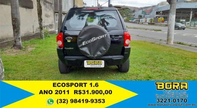 ECOSPORT 2010/2011 1.6 FREESTYLE 8V FLEX 4P MANUAL - Foto 2