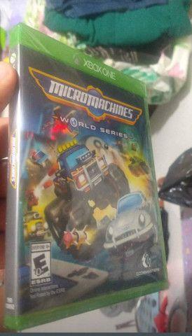 Jogos novos para Xbox one - Foto 3