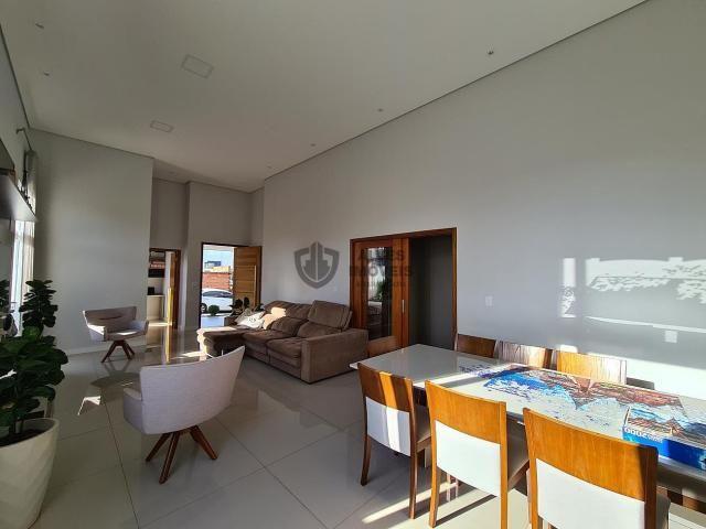 Casa de condomínio à venda com 3 dormitórios em Condomínio buona vita, Araraquara cod:A230 - Foto 3
