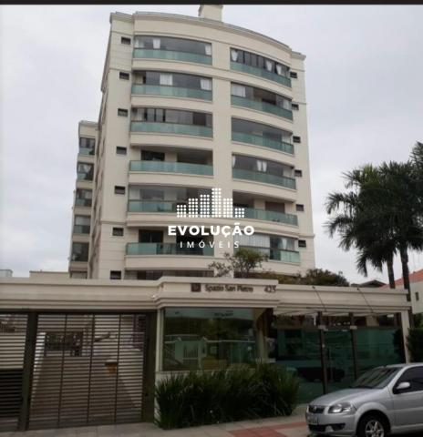 Apartamento à venda com 3 dormitórios em Balneário, Florianópolis cod:9276
