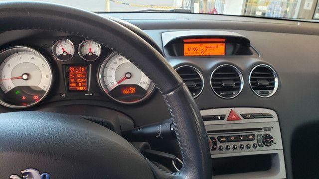 Peugeot 308 Allure automático, revisado. Assumo financiamento/consórcio. Oportunidade! - Foto 9
