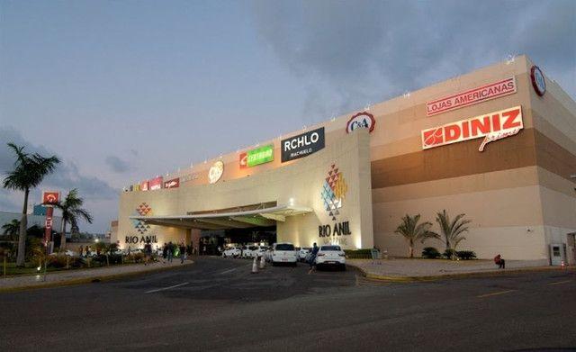 Permissão e vaga no Rio Anil Shopping SLZ