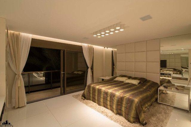 Casa luxuosa a venda no Bosque das Orquídes - Mobiliada - 04 suítes - 600m² - Foto 9