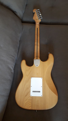 Vendo guitarra SX  - Foto 3
