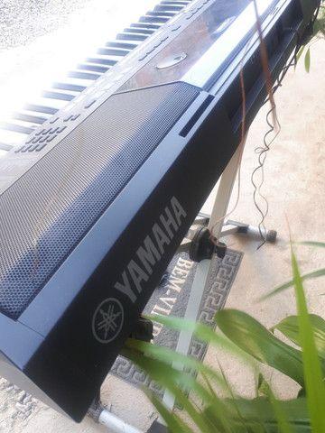 Teclado Yamaha PSR e 433  - Foto 3