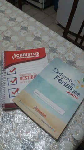Apostilas Pré-Universitários Christus 2019 - Foto 3