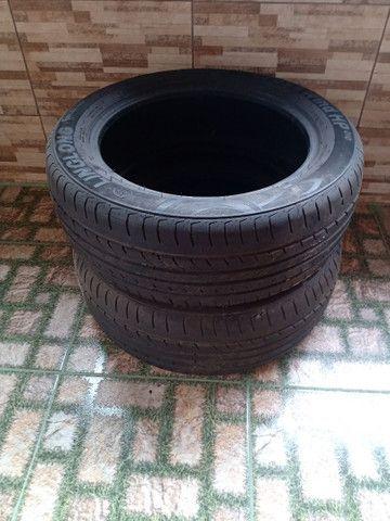 Vendo 2 pneus 225/55R18 - Foto 3