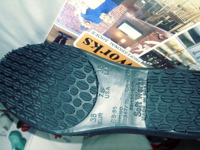 Sapato Soft Works Antiderrapante - Foto 3