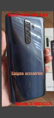 Xiaomi redmi note 8 pro 128gb 6ram*loja física  - Foto 2