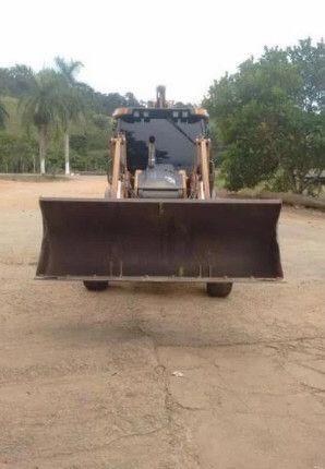 Retro Escavadeira Case Modelo 580n 4X4  - Foto 4