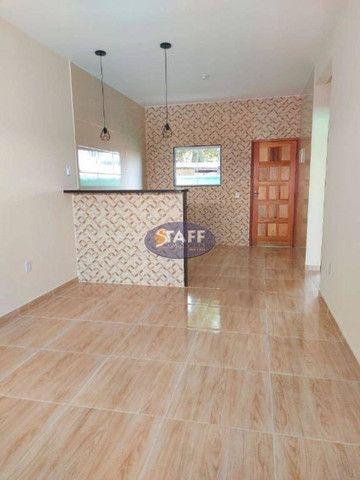 K- Casas lindas com 2 quartos, sendo 1 suíte, no Gravatá em Unamar - Foto 17