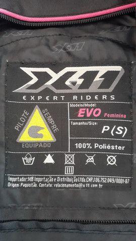 Jaqueta X11 EVO feminina tam. P - Foto 5