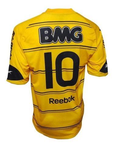 Camisa III Reebok Cruzeiro Original Nova - Ano 2010 - Foto 2