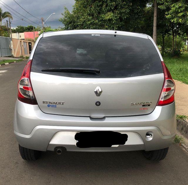 Renault / Sandero 1.6 Expression 2009 Completo 19.900 - Foto 10