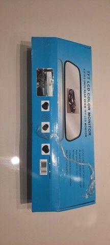 Retrovisor tela para carro