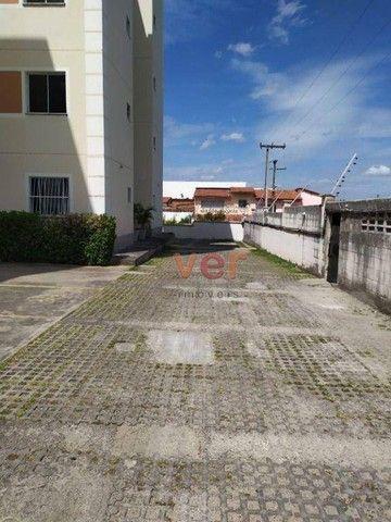 Apartamento com 2 dormitórios para alugar, 47 m² por R$ 900,00/mês - Maraponga - Fortaleza - Foto 6