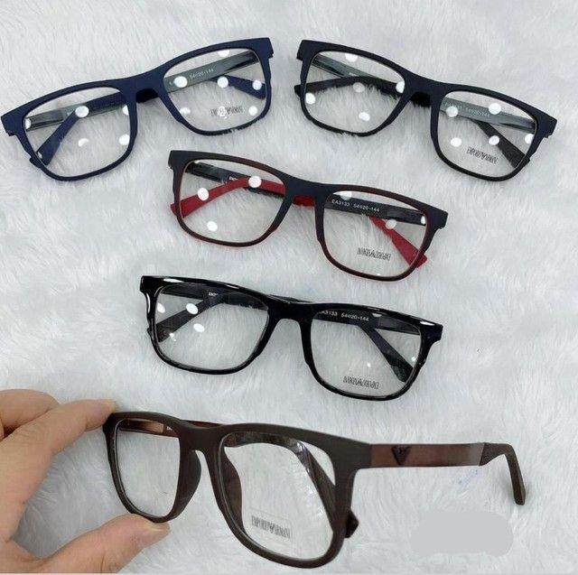 Óculos (Lentes Multifocais, Monofocais) - Foto 6