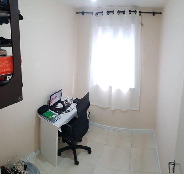 Apartamento com 3 quartos semi mobiliado_no_Fazendinha  - Foto 17