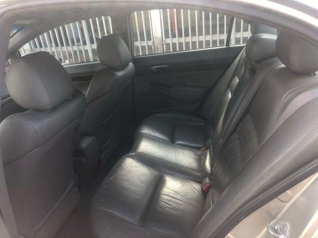 Honda civic lxs automático  - Foto 4