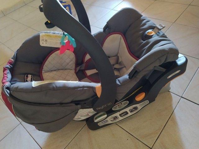 Bebê conforto CHICCO com base - Foto 5