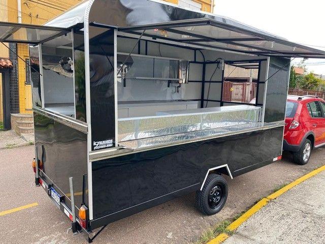 Trailer & food truck  direto da fábrica  - Foto 6