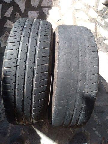 Vendo dois pneus aro 14