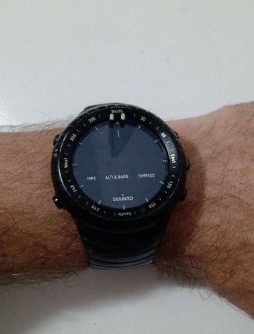 Relógio Computador Suunto Core All Black - Foto 5