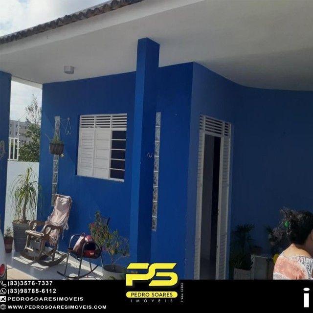 Casa com 3 dormitórios à venda, 136 m² por R$ 430.000 - Jardim Cidade Universitária - João - Foto 3