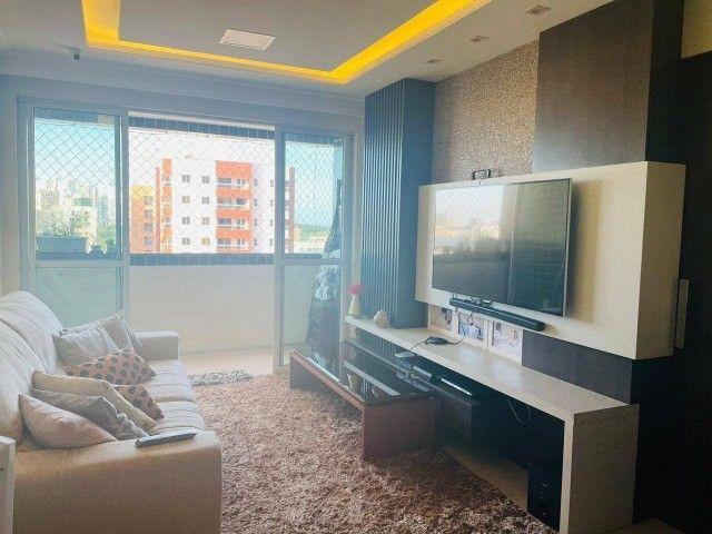 AB195 - Apartamento em andar alto/ 03 quartos/ nascente - Foto 2