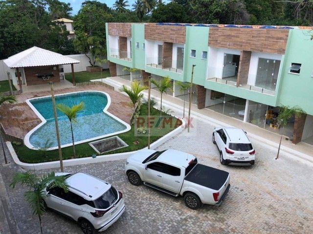 Village Cond. Arecace Imbassai com 2 suítes, 70 m² por R$ 400.000 - Imbassai - Mata de São - Foto 10
