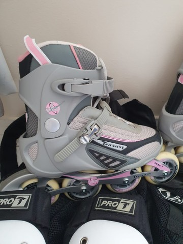 Patins marca Roller traxart