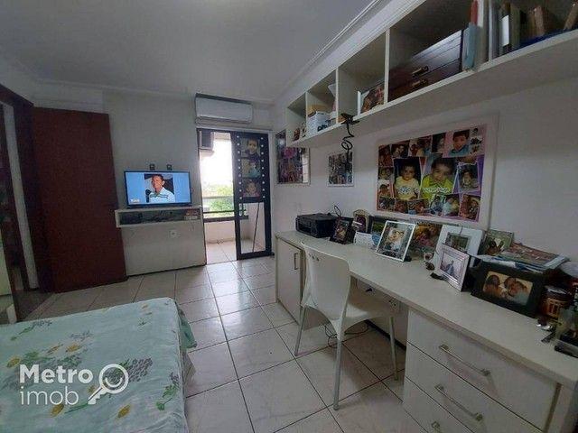 Apartamento com 3 quartos à venda, 121 m² por R$ 660.000 - Ponta do Farol - São Luís/MA - Foto 11