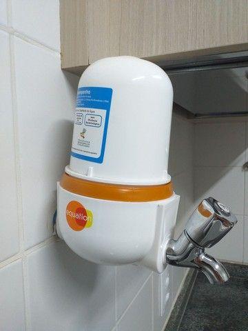 Filtro de água para cozinha + refil filtro Equation  - Foto 2
