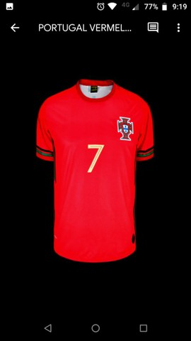 Camisa Time Europeu Internacional Camisas Clubes  - Foto 3