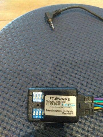 Interface para controle de Volante FaafTech