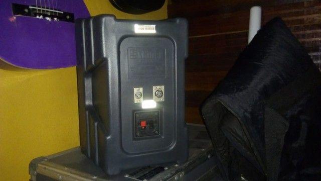 caixa acustica 60w o par - Foto 2