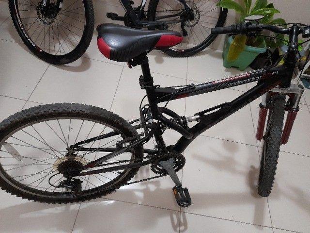 : Bicicleta Gonew Endorphine 5.7 Thumb Shifter- Shimano Alumínio Aro 26 - - Foto 5