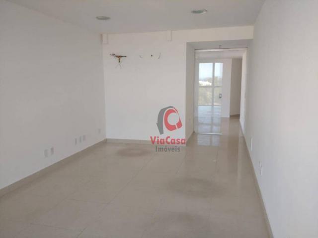 Sala para alugar, 35 m² por R$ 2.500,00/mês - Centro - Macaé/RJ