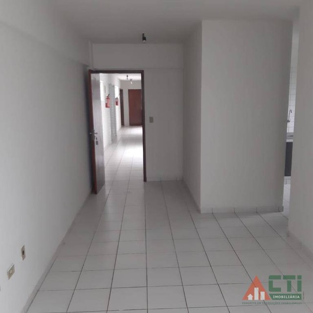 Apartamento com 1 dormitório para alugar, 60 m² por R$ 850,00/mês - Cordeiro - Recife/PE - Foto 4