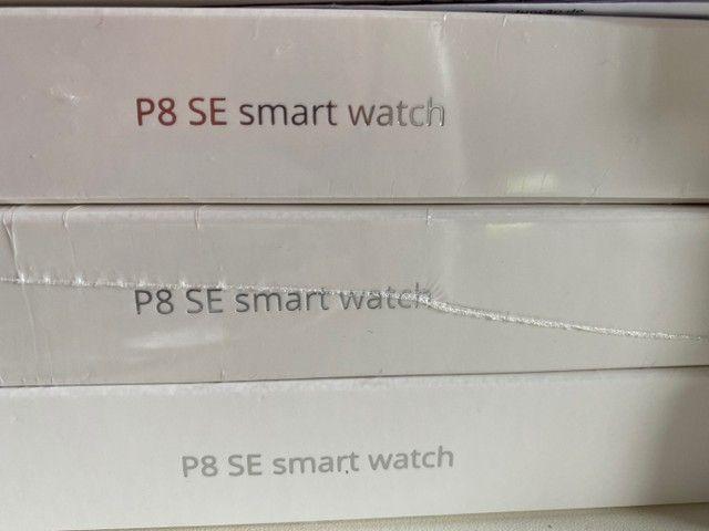 Smartwatch Relógio inteligente Digital Presente Dia das Mães P8   - Foto 4