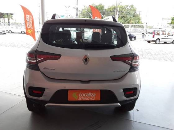SANDERO 2019/2020 1.6 16V SCE FLEX STEPWAY ZEN MANUAL - Foto 2