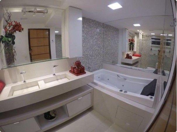 Namastê* - Miramar - 01 por andar- Andar alto- 226 m² - 04 suítes + DCE - Todo ambientado - Foto 11