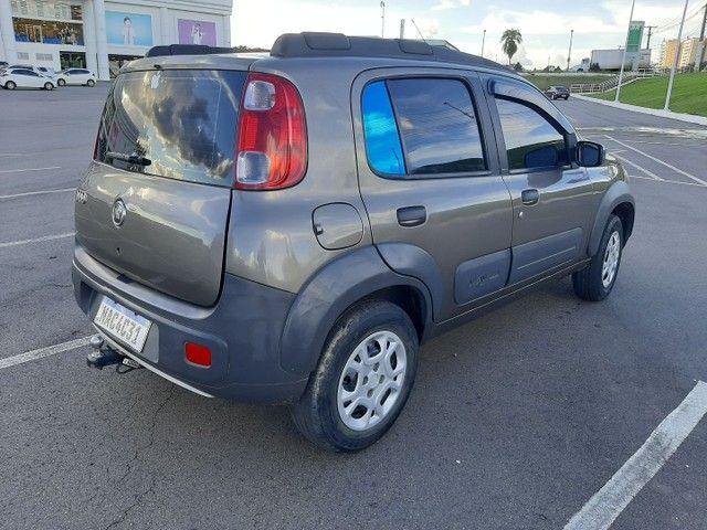 Fiat uno way conpleto, 2011 2012,  - Foto 8